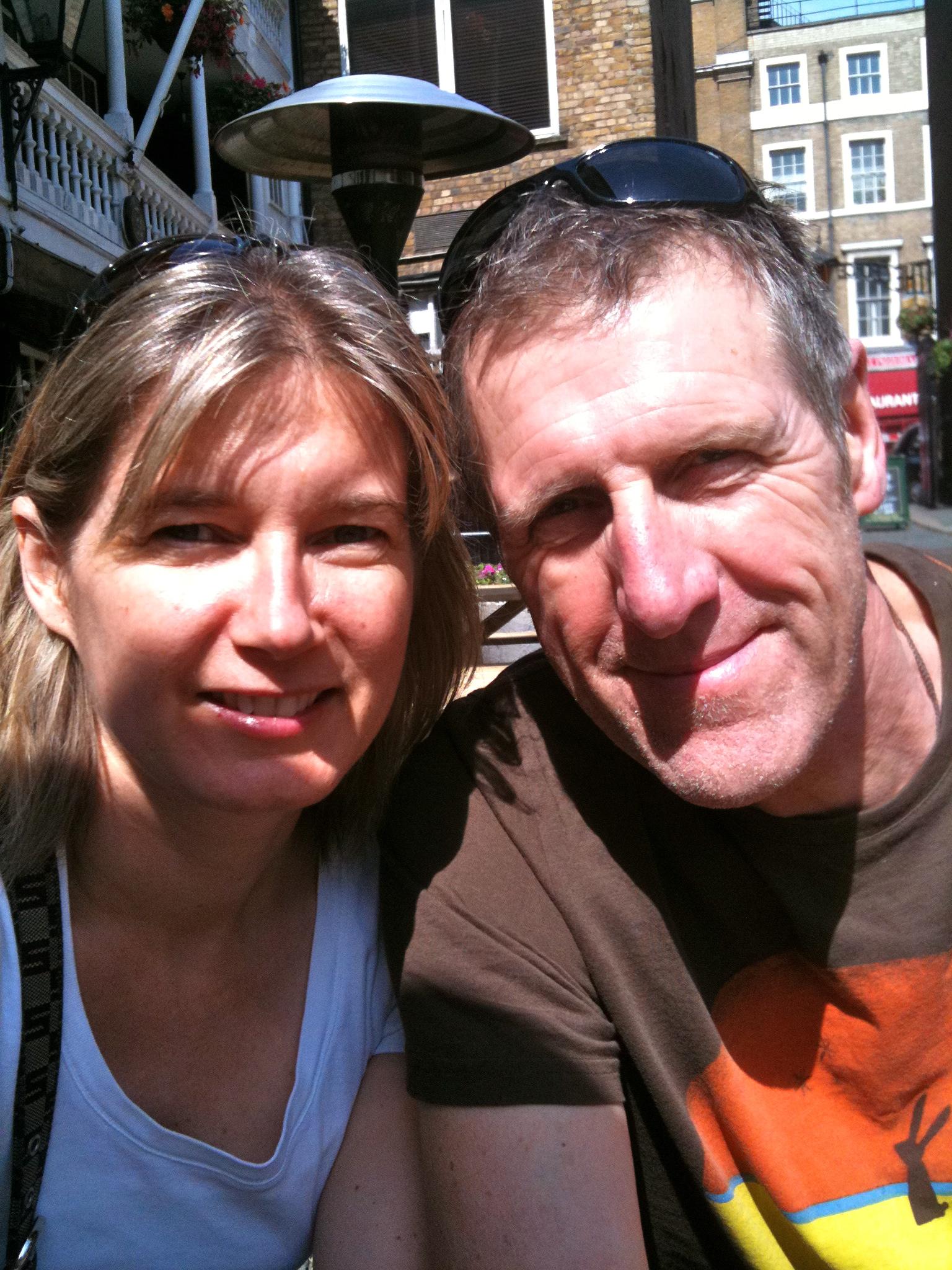 Vivienne Edgecombe & Jack Magill