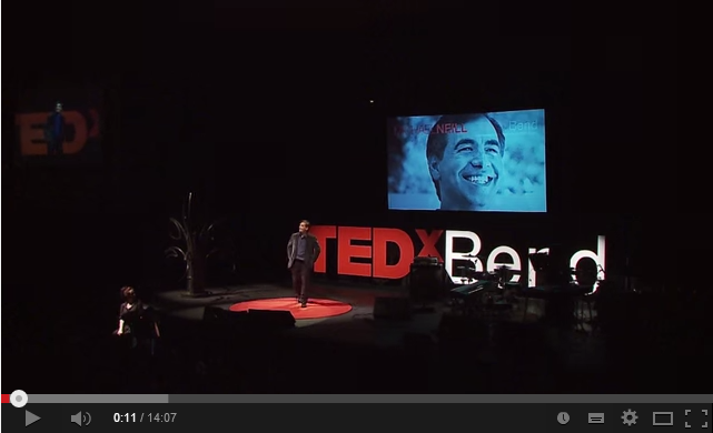 Why Aren t We Awesomer   Michael Neill at TEDxBend   YouTube
